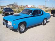 1973 PLYMOUTH Plymouth Satellite coupe
